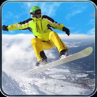 сноуборд фристайл 3D
