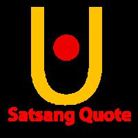 Satsang Quote