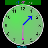 Clock Interactive for Teaching