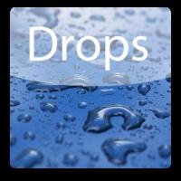 Drops Wallpaper