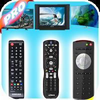 universal remote control pro