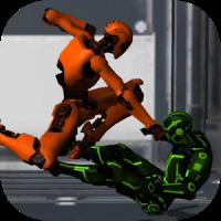 Street Robot Fighting HD 3D