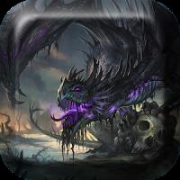 Dragon Fond d'écran animé