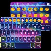 Happy Hour Emoji Keyboard Skin