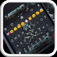 Emoji Keyboard Hero Theme