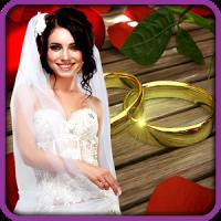 cadres photo de mariage