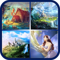 Fairy Tale Matching Game-Kids