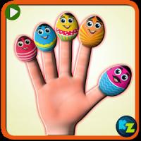 Finger Family Rhymes for Kids
