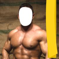 Bodybuilder Face Changer