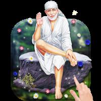 Sai Baba Live wallpaper