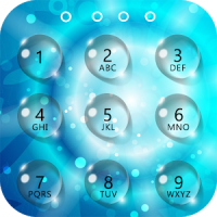 lock screen keypad