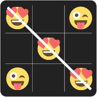 Tic Tac Toe For Emoji