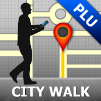 Port Louis Map and Walks