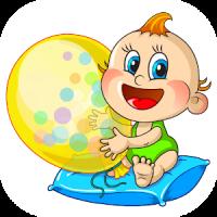 Balões do bebê