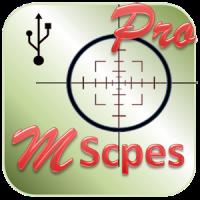 MScopesPro for USB Camera / Webcam