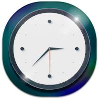 Clock for Galaxy Note