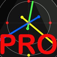 PRO Einfache Uhr LWP