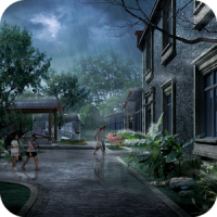 Rain Theme nature: new themes for android free 3d