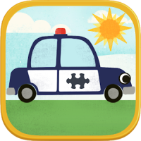 Car Games for Kids- Puzzles
