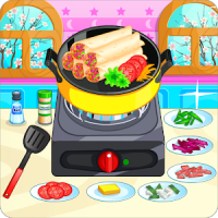 Cozinhe suas Fajitas