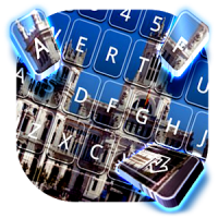 Madrid Keyboard Theme