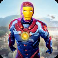 Ultimate KungFu Superhero Iron Fighting Free Game