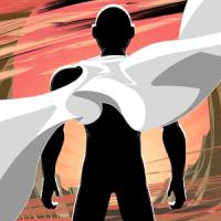 SUPER HERO BLACK