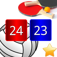 Match Point Scoreboard Pro for Volleyball PingPong