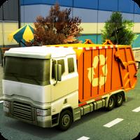 쓰레기 트럭 시뮬레이터 2015
