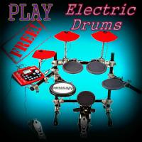 Echt elektrische Drum-Set