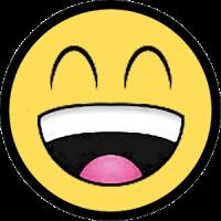 Glimo ^_^ Animated Emoji Emoticon Glitter for chat
