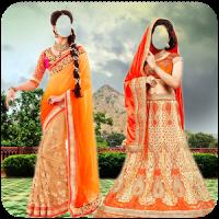 Indian Bridal Photo Suit
