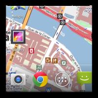 Map Live Wallpaper
