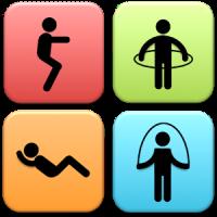Schrittzähler Fitness-Tracker