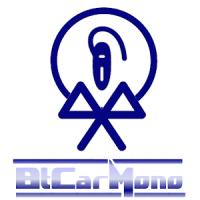 BTCarMono Bluetooth Mono Router for BT earpieces