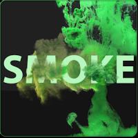 Smoke Effect Name Art Pro