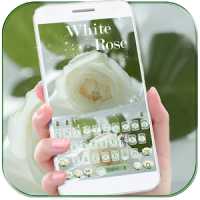 Love Rose Theme for Magic Touch Keyboard