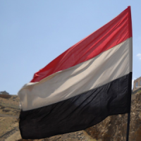 yemen flag wallpaper