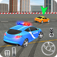 Cops Car Chase Action Game: Police Car Games