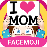 Sticker for Mother's Day