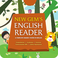 New Gem's English Reader 3