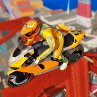Tricky Bike Stunts