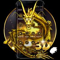 3D Dragon Theme