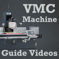 VMC Machine Programming & Operating Videos App