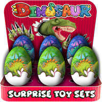 Surprise Egg Toy Sets