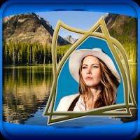 Mountain Photo Frames