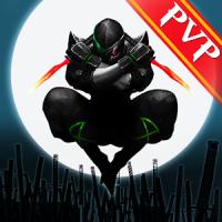 Demon Warrior: Stickman Shadow