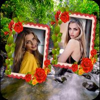 Jungle Dual Photo Frame