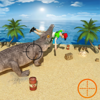 Alligator Survival Hunting
