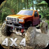 Monster Truck Offroad Rally 3D